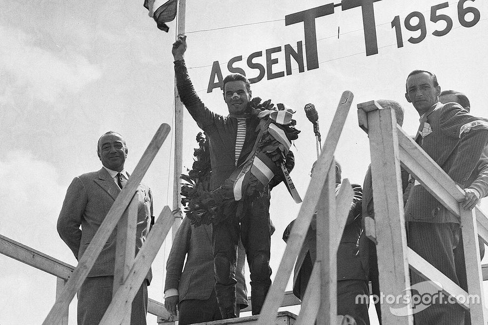 Carlo Ubbiali, 9 fois Champion du monde, est décédé