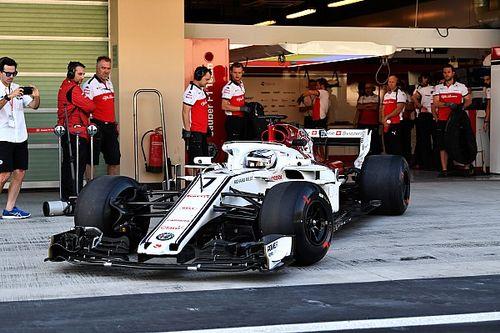 Raikkonen retorna ao cockpit da Sauber em teste de Abu Dhabi