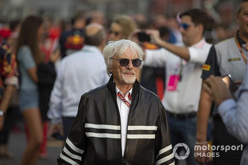 """リバティCEO、元F1会長バーニー・エクレストンの開催国への""""搾取""""を批判"""