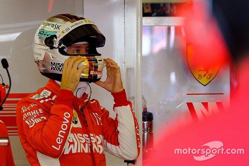 Ferrari SF90: sarà Vettel in pista nel primo giorno di test a Barcellona