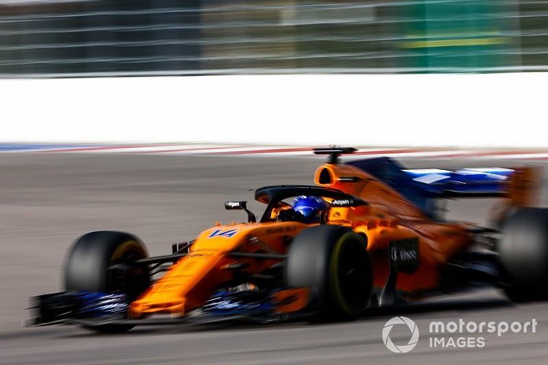 Alonso: Tudtuk, hogy nem lesz jó a tempónk Szocsiban