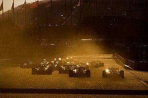 В Сочи ограничили программу международных гонок уик-эндом Ф1