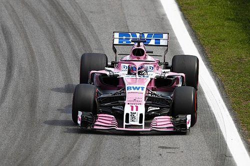Pérez admite que se complica lograr el séptimo sitio del campeonato de pilotos de la F1