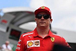 """Räikkönen: """"A Ferrari egy másik versenyzővel bajnok lesz, biztos vagyok benne"""""""