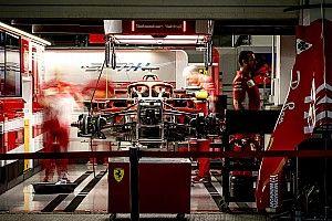 Ferrari сняла со своих машин на «Сузуке» последние обновления. И вот почему