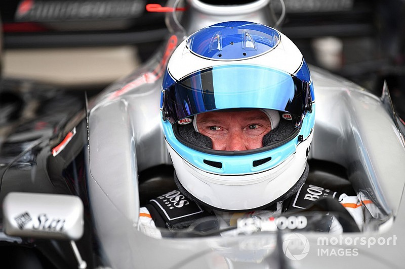 Hakkinen to contest Suzuka 10 Hours with McLaren