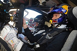 WRC, video: l'esordio di Ogier al volante della Toyota Yaris