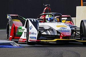 Di Grassi gagne la simulation de course après un carambolage