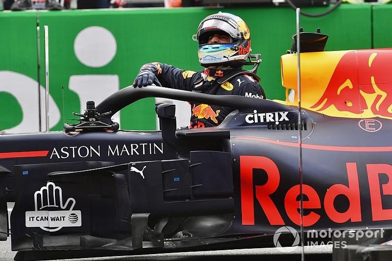 """""""Ricciardo'nun sorunları sadece bir tesadüf"""""""