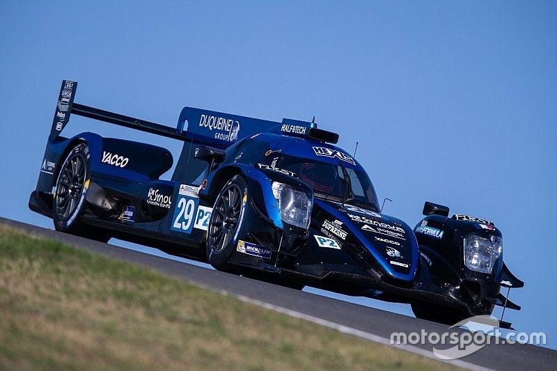Duqueine Engineering sera au Mans avec Romain Dumas!