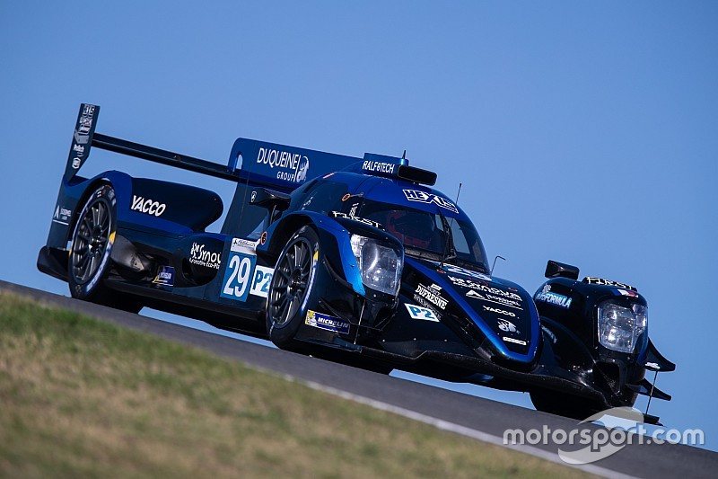 Duqueine Engineering promoted to Le Mans entry list