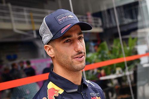 """Ricciardo: """"Le rotture e i pensieri sul contratto mi hanno fatto perdere il sonno nel 2018"""""""