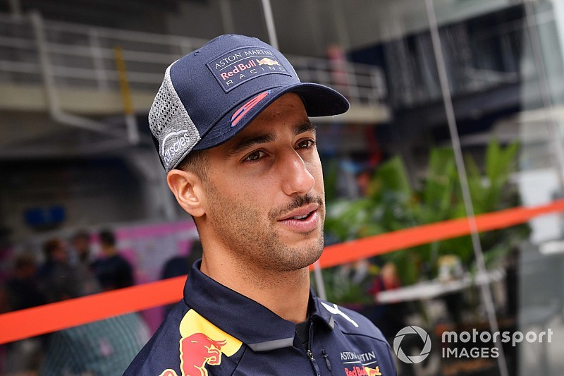 """Ricciardo: """"Mensen dachten dat ik niet meer zou racen in 2018"""""""
