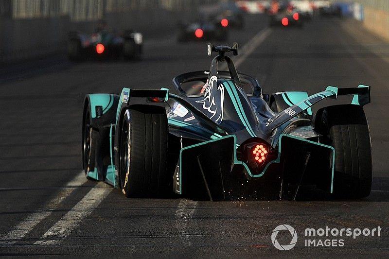 Trotz Stellenstreichung: Jaguar steht zum Formel-E-Engagement