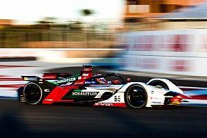 Müller topt Formule E-test in Marrakesh