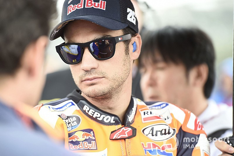 KTM gets Honda's blessing for early Pedrosa test