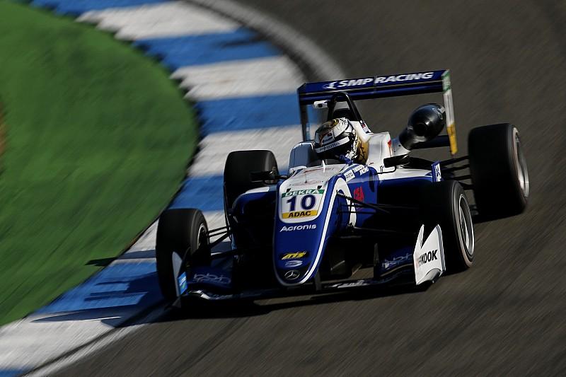 Hockenheim F3: Shwartzman dominates series' final race