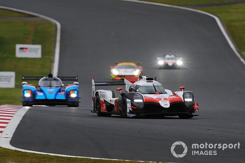 Sebring EoT change reduces fuel allocation for LMP1 privateers
