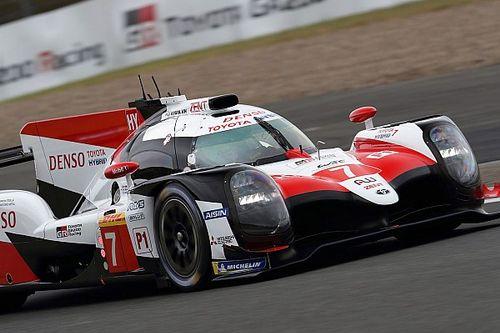 Fuji: El Toyota #7 al frente tras la tercera hora