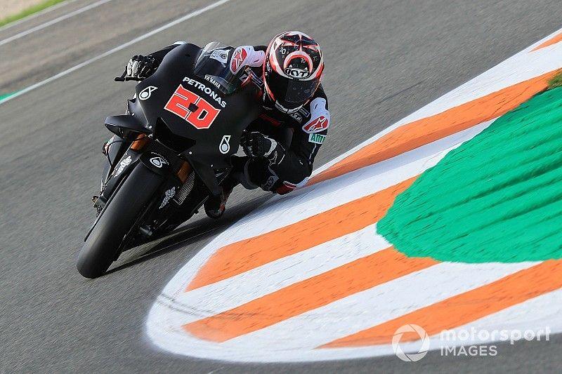 """Quartararo: """"Lo que más me ha impresionado de la Yamaha es su potencia"""""""