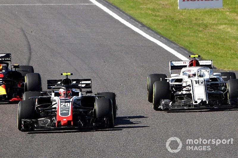 La FIA reconnaît que Magnussen a défendu trop tardivement à Suzuka