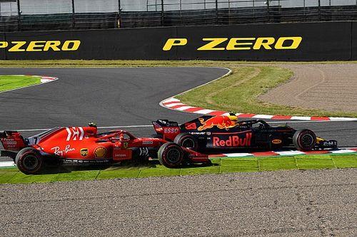 """Verstappen kesal dengan """"penalti bodoh"""" di Suzuka"""