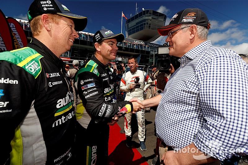 Bathurst racegoer fined for abusing Aussie Prime Minister