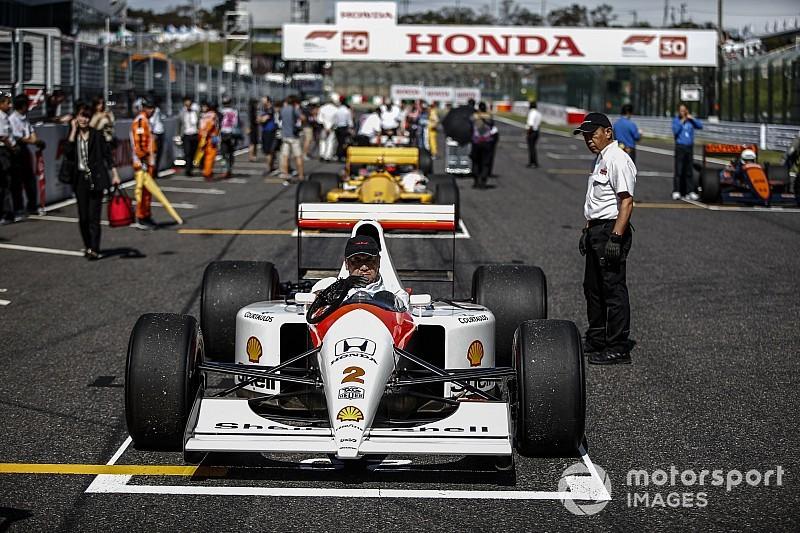 Гран При Японии: лучшие фото воскресенья
