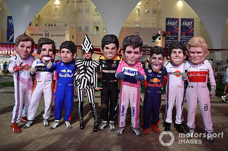 Алонсо признали гонщиком дня Гран При Абу-Даби. Вы согласны?
