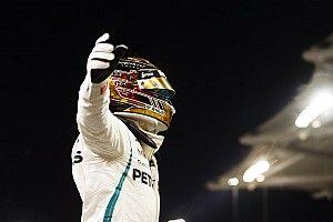 Abu Dhabi GP: Pole pozisyonu Hamilton'ın oldu, Mercedes 1-2!