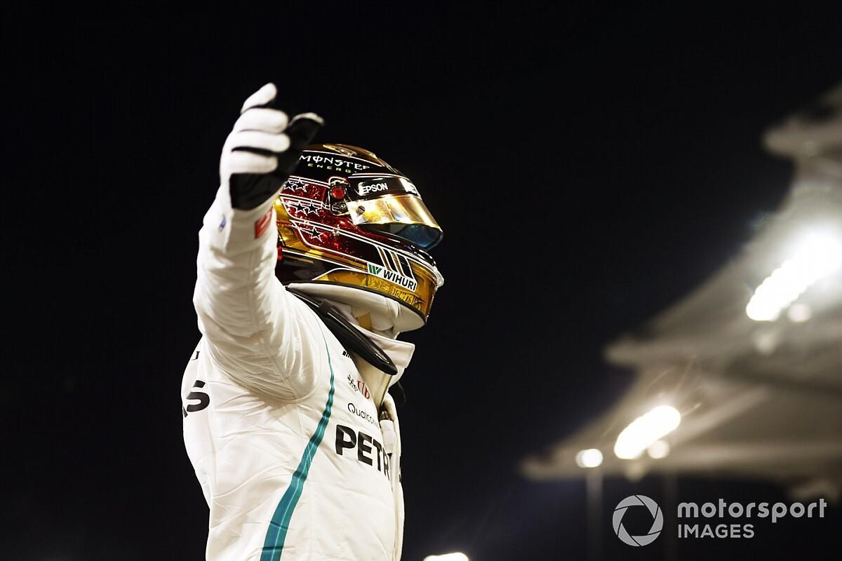 Lewis Hamilton wieder auf Pole, aber: Beste Runde schon in Q2!