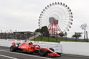 Live: Follow Japanese Grand Prix practice