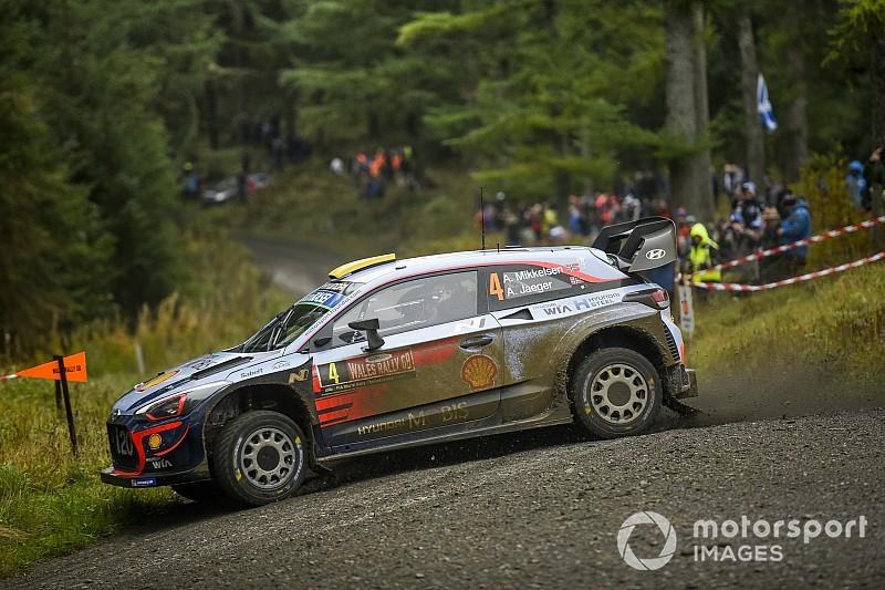 Galles, PS3: Tanak concede il bis. Hyundai in grande difficoltà