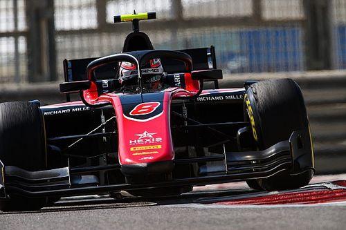 Russell, camino del título tras marcar la pole en Abu Dhabi