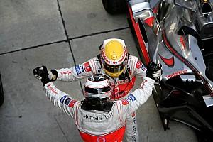 Ma 13 éve Alonso még vezette a bajnokságot a McLarennel