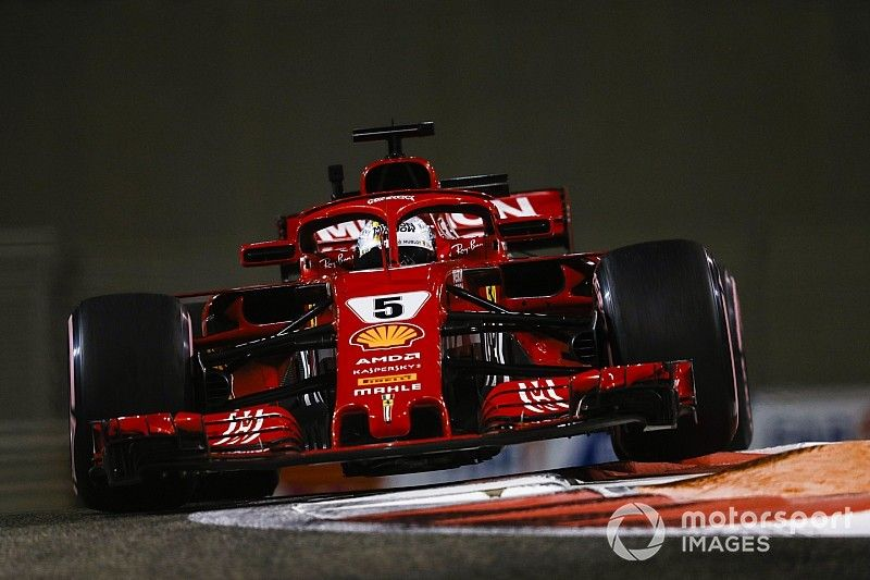 """Vettel: """"Pensé que tendríamos algo que decir"""" para la pole"""
