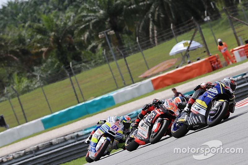 GALERI: Aksi Dimas-Topan di Moto2 Malaysia