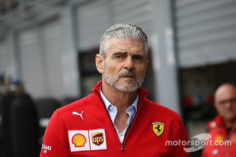 """Arrivabene: """"Le voci sulla partenza di Binotto sono una fake-news! Vettel? Va coccolato"""""""