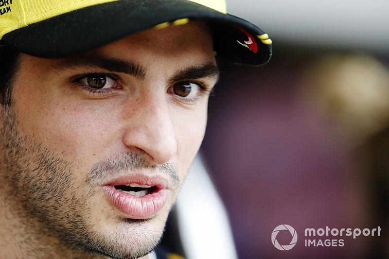 Sainz si augura di guidare la McLaren nei test Pirelli di Abu Dhabi