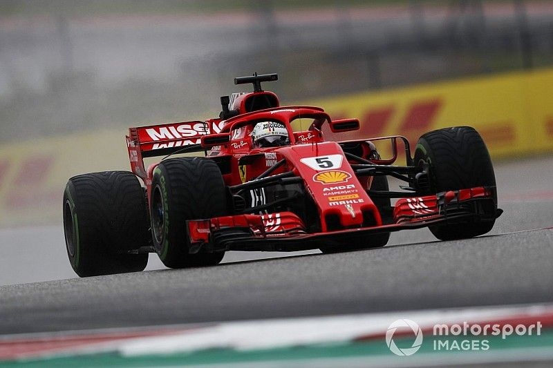 """Penalised Vettel says red flag rules policing is """"wrong"""""""