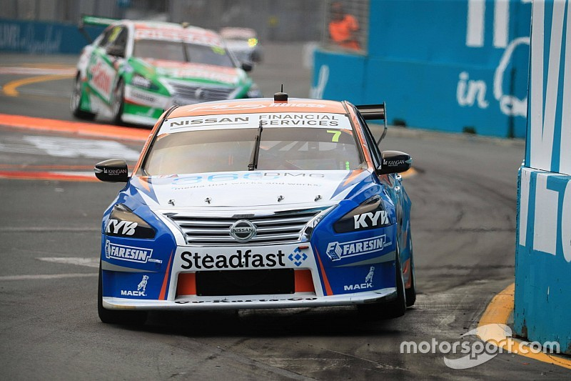 Gold Coast 600: Russell tops co-driver practice