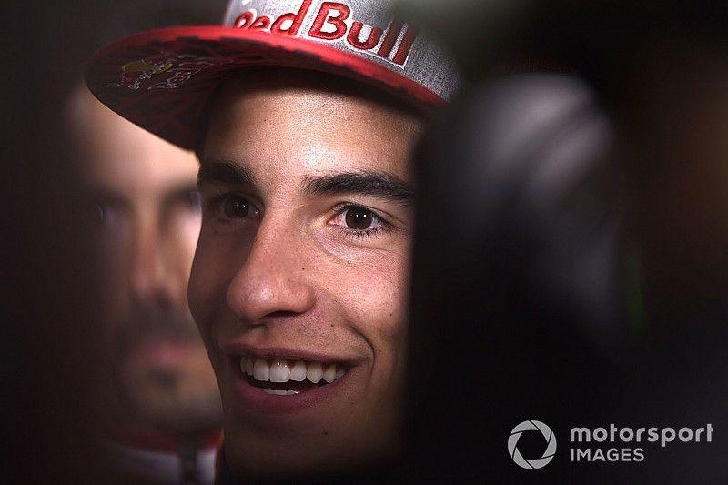 """Márquez: """"Un tercero aún me sabe a derrota, pero a veces es importante"""""""