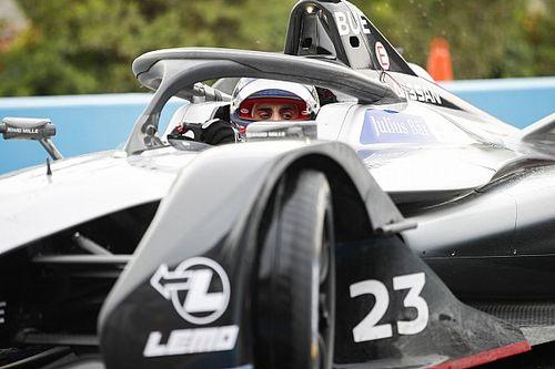 Fotogallery: gli svizzeri Buemi e Mortara nell'E-Prix di Ad Diriyah della Formula E