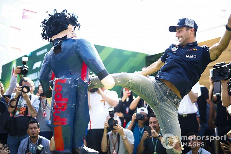 Ricciardo tagadja, hogy gondjai lennének a motivációval