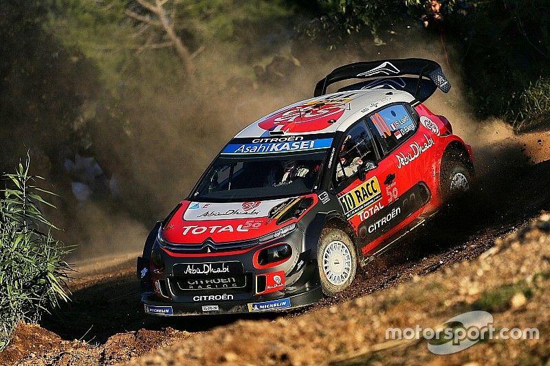 Katalonya WRC: Loeb, 2013 yılından sonraki ilk zaferini aldı!