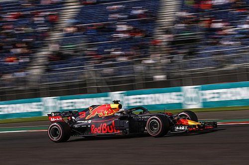 Ergebnis: Formel 1 Mexiko 2018, Qualifying