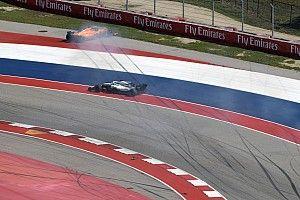 Les Williams se sont accrochées avec les McLaren