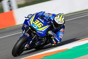 Mir: MotoGP bike suits me better than Moto2