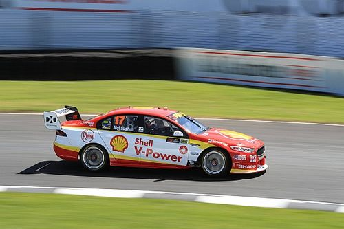 Pukekohe Supercars: McLaughlin edges T8 Holdens in opening practice