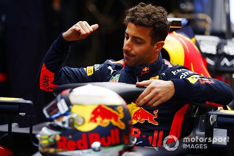 Ricciardo révèle les raisons de son arrivée chez Renault